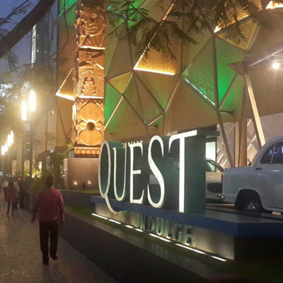 QUEST MALL , Kolkatta